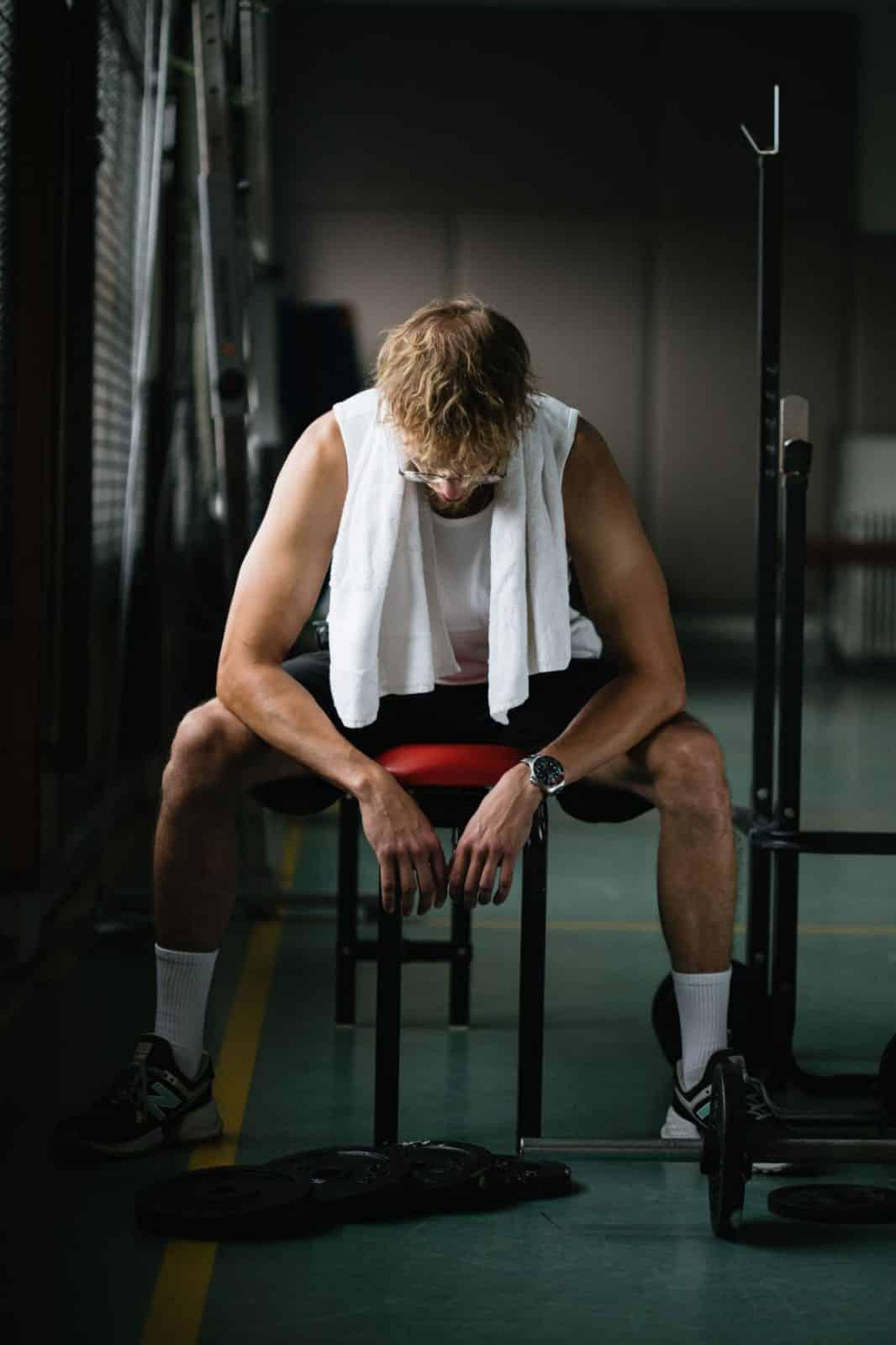 Wanneer je burn-out bent is het onverstandig om te sporten