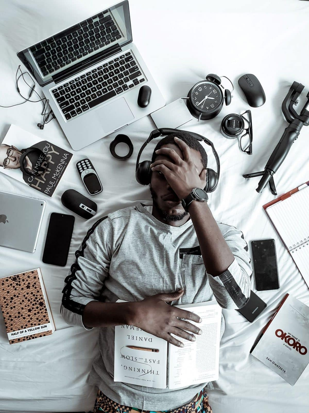Stress en burn-out bij jongeren
